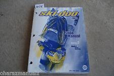 2002 Bombardier Ski Doo Mach Z Sport Tech Plus Shop Service Manual