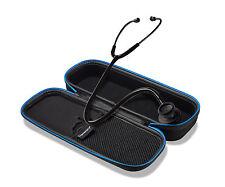 Supremery Hard Case für Stethoskop Transport Tasche Hülle mit Netztasche