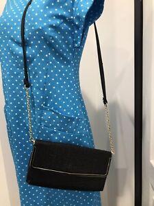 Vintage Black Glomesh Shoulder Bag