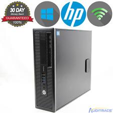 HP ProDesk 600 G1 SFF, i3-4160 3.6GHz, 320GB, 4GB, Windows 8 (AF)