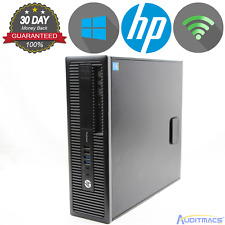 HP ProDesk 600 G1 SFF, i5-4590 3.3GHz, 500GB, 8GB, Windows 8 (AVA)
