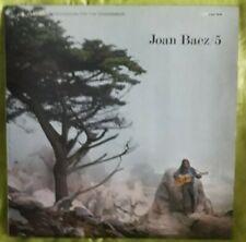 Joan Baez/5.  VSD 79160 -A1/B1. (1964).