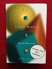 The Little, Brown Handbook : With MLA Update by H. Ramsey Fowler and Jane E. Aar