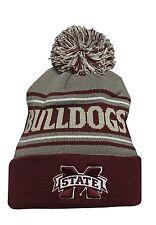 Bridgestone Golf Mississippi State Bulldogs NCAA Beanie Cap Stocking Ski Hat NEW