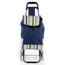 Einkaufsroller Klappbar Einkaufshilfe 2 Räder Einkaufskorb Shopping Trolley