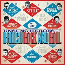 Various Artists - Unsung Heroes Of British Rock & Roll / Various [New CD] UK - I