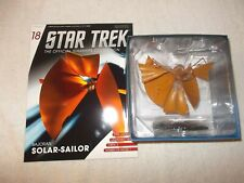 Star Trek naves Colección #18 bajoranos Solar Sailor