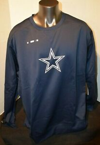 Dallas Cowboys Nike  Therma-Fit Pullover Star Logo- Navy 4XL MSRP 75.00