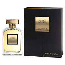 AMBRE SAUVAGE by ANNICK GOUTAL *Les Absolus* 2.5 oz (75 ml) EDP Spray NEW in BOX