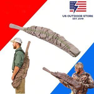 Tactical Gun Sock Polyester Rifle Gun Protector Shotgun Cover Case Sleeve US