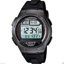Casio Original W-734-1A Men's Sport Watch New 10 Year Battery W-734 W734