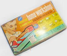 Vintage Motorized Home Workshop Kids Tools Toy Kenner 1962 RARE