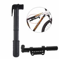 Mini Bike Pump Multi Valve Fitment Bicycle Tyre Inflator Lightweight & Portable