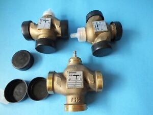 1 pcs SAUTER BXN025 F200  (BXN025F200) 3 way valve, threaded conn.
