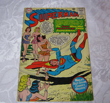 ACTION COMIC SUPERMAN OCT  NO.180 VINTAGE DC  T*