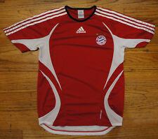 Adidas Formotion 2006 FC Bayern Munich Munchen training Jersey Shirt Red S 36 38