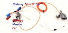 under dash courtesy light wiring harness 71 72 Chevy Chevelle El Camino
