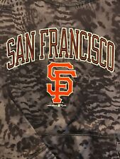 YOUTH SAN FRANCISCO GIANTS MLB BASEBALL UNDER ARMOUR SWEATSHIRT- Medium
