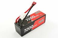 Centro-RC Batteria LiPo 7200Mah 4s 14,8v 100C Hard Case Deans 1:8 Buggy - C5050