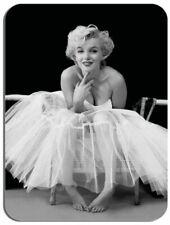 Marilyn Monroe Ballerina Mouse Mat. Movie Film Star Quality Mouse pad Ballet