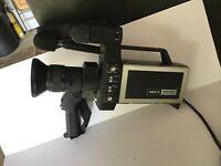 Vintage RCA NewVicon Color Video Camera Model: CC011 APR 1981
