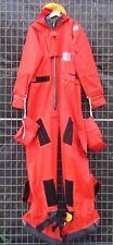 RAF Aircrew Beaufort Respirant Drysuit Combinaison d'immersion Lrg Bateau de pêche globale