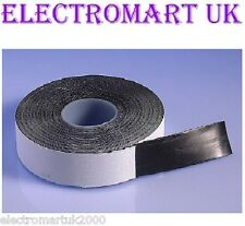 SELF AMALGAMATING TAPE REPAIR RUBBER WATERPROOF SEALING INSULATION 10M X 19MM