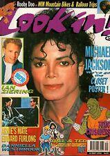 Look-In Magazine 16 May 1992    Michael Jackson    Edward Furlong    Ian Ziering