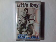 LITTLE TONY I giorni del rock and roll mc SIGILLATA