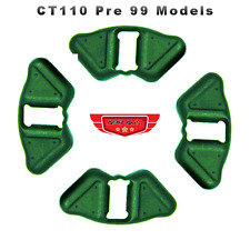 HONDA CT110 PRE 99 CUSH DRIVE RUBBERS CUSH RUBBERS FOR CT 110 CT110 POSTIE BIKE