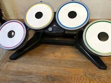 PS3 Rock Band Beatles Wireless Drum Set No Dongle