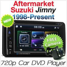 Car DVD Player For Suzuki Jimny Stereo Radio USB Head Unit Fascia Facia ISO Kit