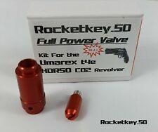 Rocketkey.50 - t4e HDR50   Full Power valve HDR 50 +16J bestmöglichste Qualität!
