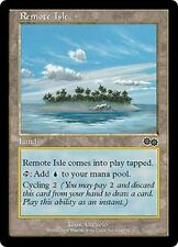 MTG Magic USG - Remote Isle/Île lointaine, English/VO