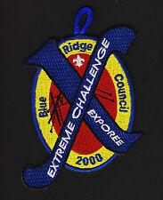 2000 Extreme Challenge Exporee Blue Ridge Council