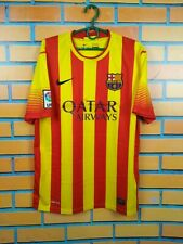 Barcelona Jersey 2013 2014 Away M Shirt Nike Football Soccer 532823-703