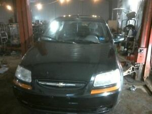 Passenger Right Tail Light Ntbk Fits 04-06 AVEO 84626