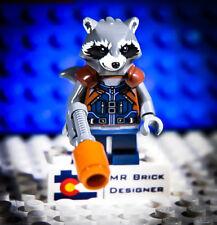 LEGO Avengers Infinity War #76102 Rocket Racoon Minifigure Guardians 76081