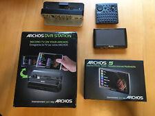 Archos 5 Internet Media Tablet 120GB and DVR Recording Station