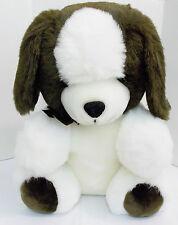Vtg Gerber Tender Loving Care Critter Puppy Plush Stuffed Brown White 1988