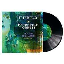 "EPICA VS METROPOLE ORKEST ‎– BEYOND THE MATRIX THE BATTLE 10"" VINYL (NEW)"