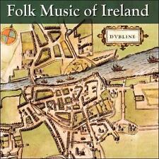 Various Artists : Folk Music of Ireland CD (2008)