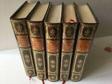 Voltaire Contes choisis classiques et coquins 5 volumes 1969
