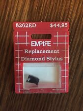 Empire Replacement Diamond Stylus 8262ED For Stanton L717 P-Mount Cartridge