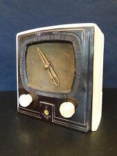 "VINTAGE 1930s BEAUTIFUL EMERSON "" CLOCKETTE "" OLD ANTIQUE BAKELITE TUBE RADIO"