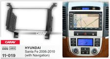 CARAV 11-019 Car Radio Stereo Face Facia Surround Trim Kit for HYUNDAI Santa Fe