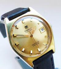 TISSOT Visodate Seastar PR516 Herren Armbanduhr 70er Jahre