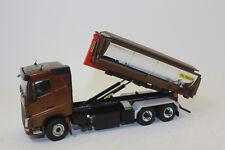 WSI 04-2046 VOLVO FH 4 SLEEPER CAB  mit Abroller Palfinger 1:50 NEU in OVP