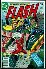 DC Comics The FLASH #261 The Ringmaster NM 9.4