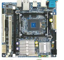 Mini ITX Industrial Motherboard •Intel® Socket M Supports Core™ 2 Duo/ Pentium®